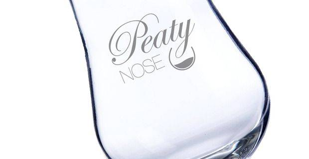 Glencairn Whisky Glass, Peaty Nose Ltd