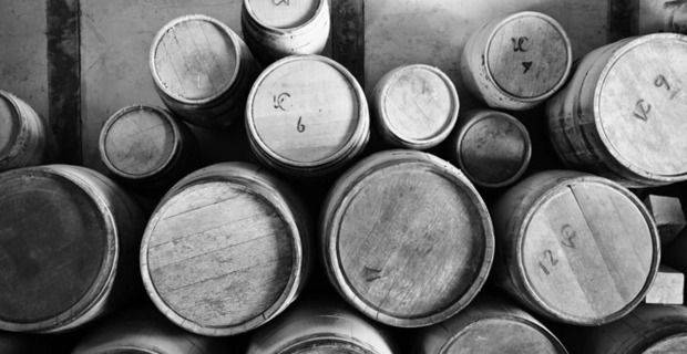 WSelection of Whisky Barrels