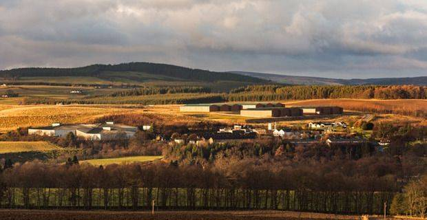 Macallan Distillery - image by kind permission of Macallan Distillery